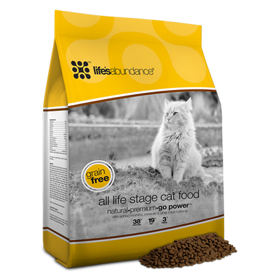 Grain Free Cat Food