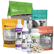 View dog food starter packages