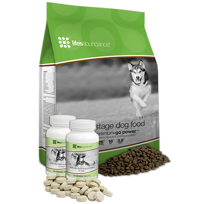 View dog food nutritional systems