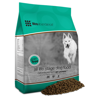 Grain Free All Life Stages Dog Food